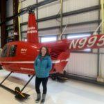 Meghan Young- Professional Pilot Scholarship (AAA)
